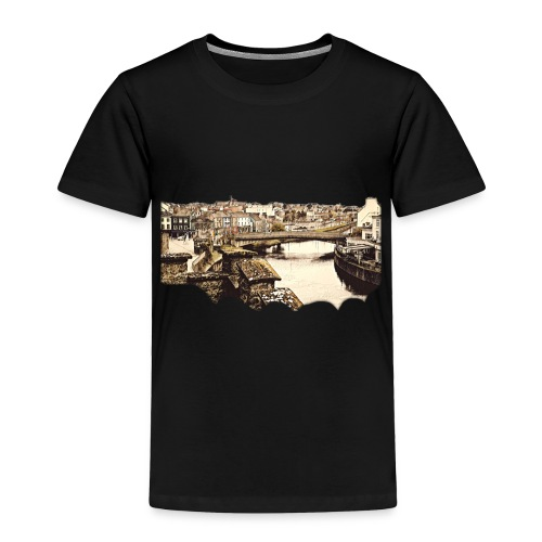 Beautiful City - Toddler Premium T-Shirt