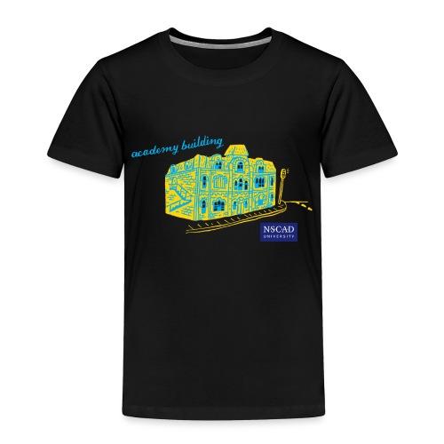 NSCAD Academy Campus - Toddler Premium T-Shirt