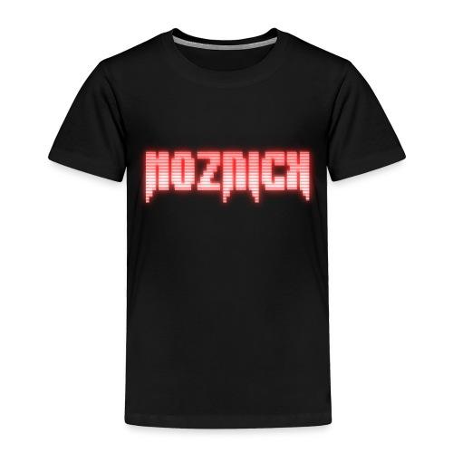 TEXT MOZNICK - Toddler Premium T-Shirt