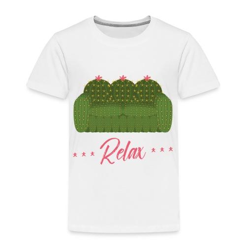 Relax! - Toddler Premium T-Shirt