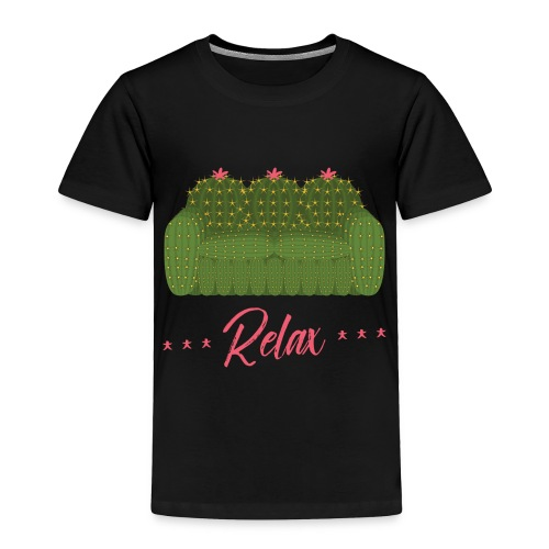 Relax! - Toddler Premium T-Shirt
