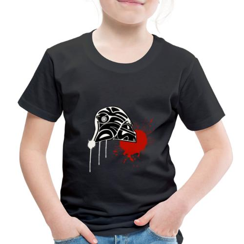 Dark Side - Toddler Premium T-Shirt