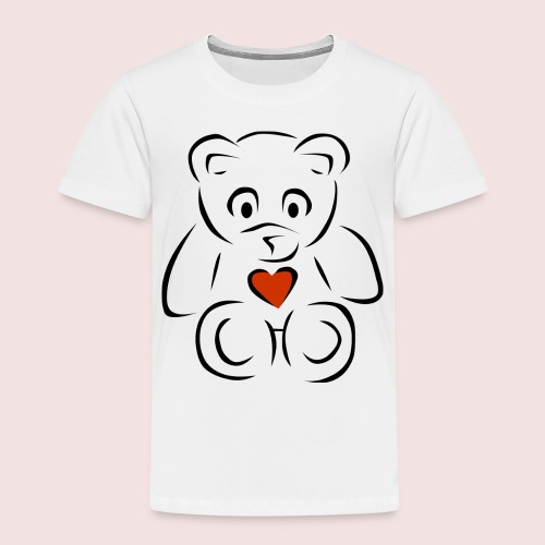 Sweethear - Toddler Premium T-Shirt