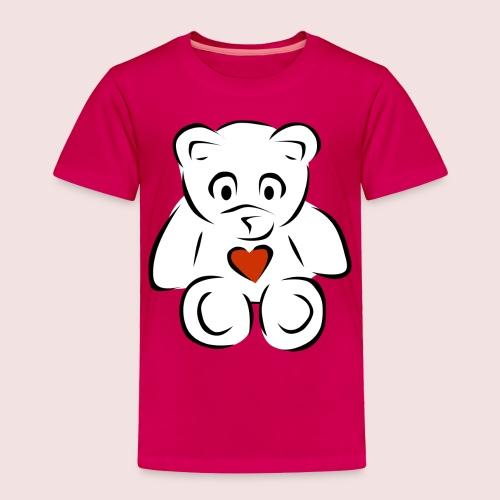 Sweethear - Toddler Premium T-Shirt
