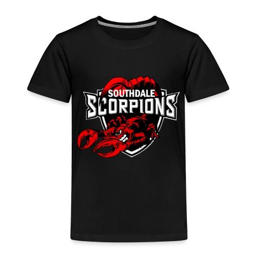 Southdale Scorpions - Vincent Macleod Series - Toddler Premium T-Shirt
