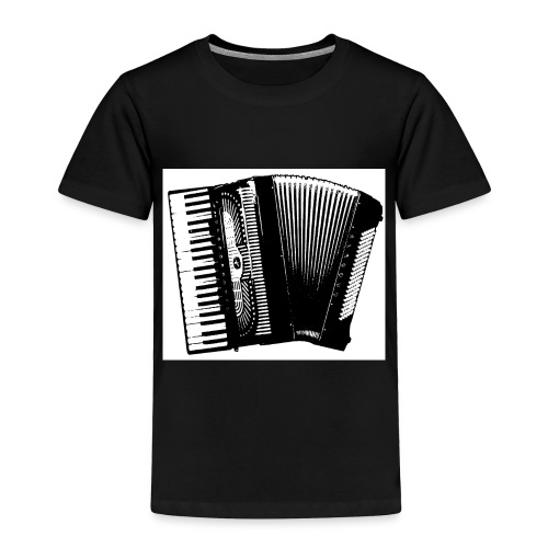 Accordian - Toddler Premium T-Shirt