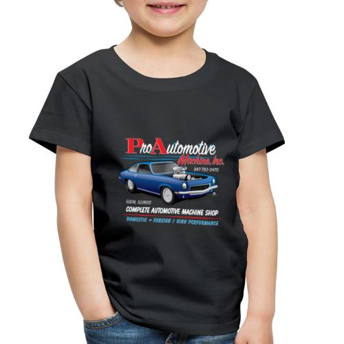 ProAutoTeeDesign062317fin - Toddler Premium T-Shirt