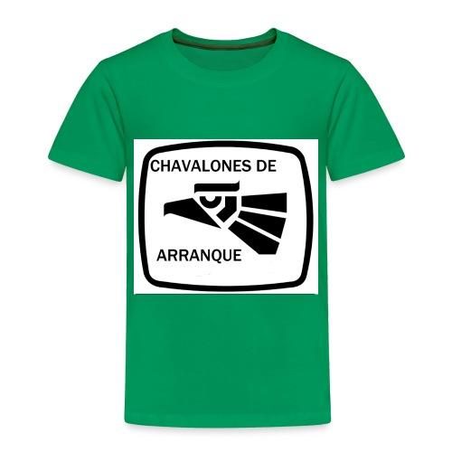 CHAVALONES DE ARRANQUE - Toddler Premium T-Shirt