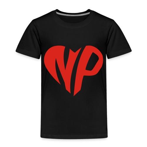 np heart - Toddler Premium T-Shirt