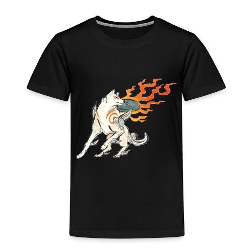 Fire wolf - Toddler Premium T-Shirt