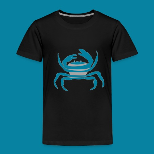 Crab Mascot - Toddler Premium T-Shirt