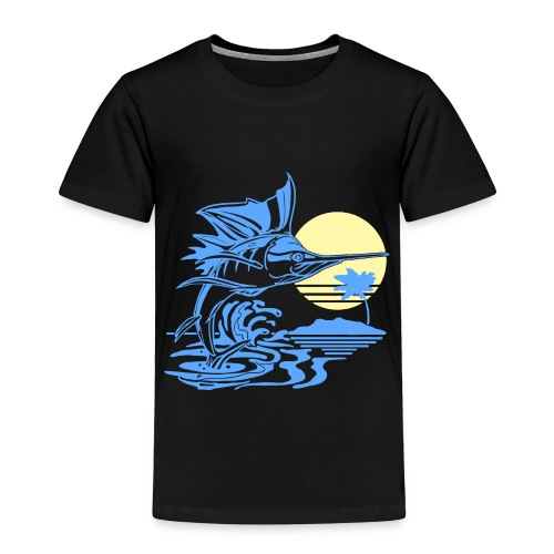 Sailfish - Toddler Premium T-Shirt