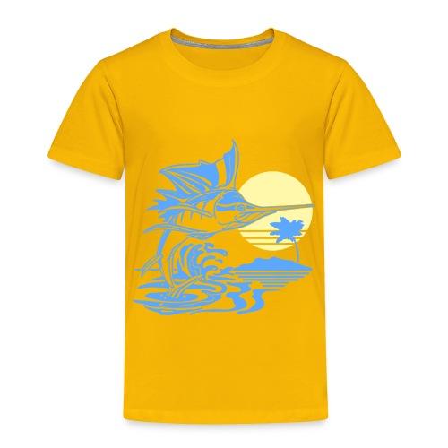 Sailfish - Toddler Premium T-Shirt
