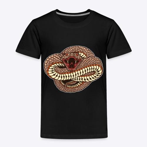 Wild and Dangerous - Toddler Premium T-Shirt