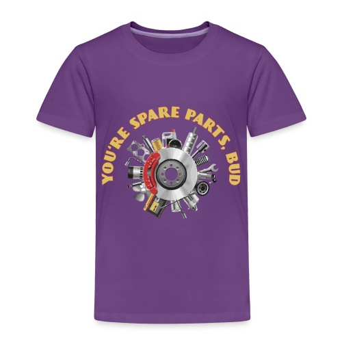 Letterkenny - You Are Spare Parts Bro - Toddler Premium T-Shirt