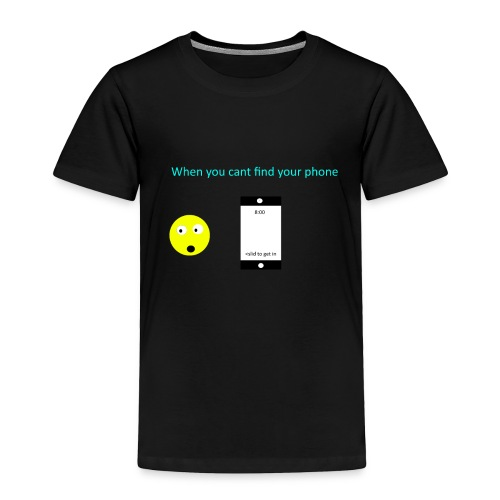 cool - Toddler Premium T-Shirt