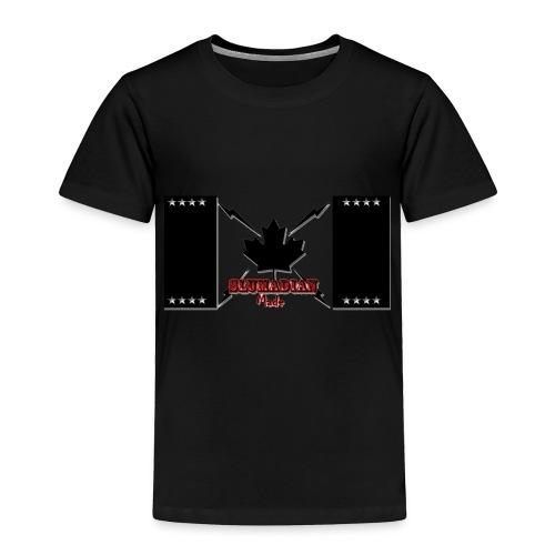 slumadian-black - Toddler Premium T-Shirt