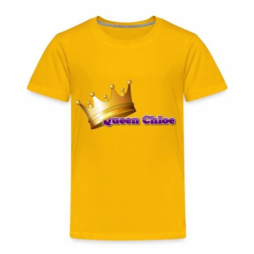Queen Chloe - Toddler Premium T-Shirt