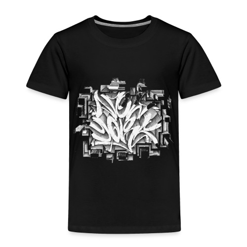 Kostya - NYG Design - REQUIRES WHITE SHIRT COLOR - Toddler Premium T-Shirt