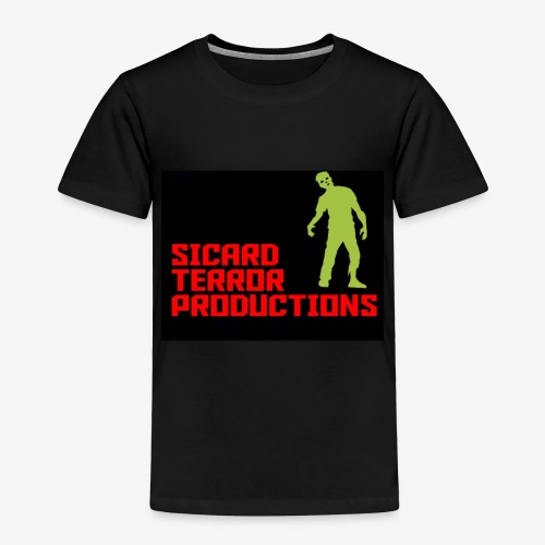 Sicard Terror Productions Merchandise - Toddler Premium T-Shirt