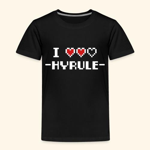 I Love Hyrule - Toddler Premium T-Shirt