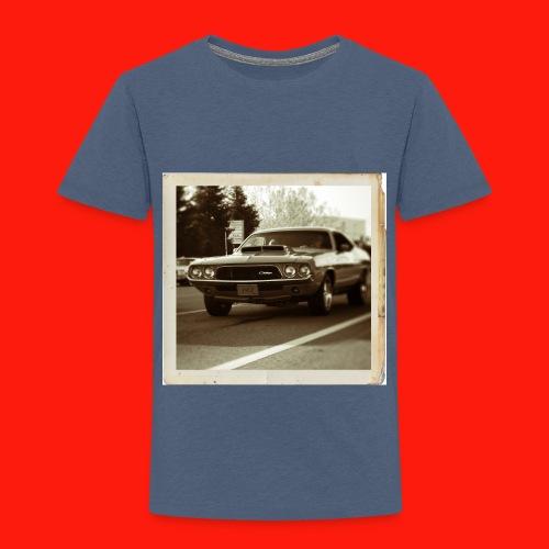 charger Kids' Shirts - Toddler Premium T-Shirt