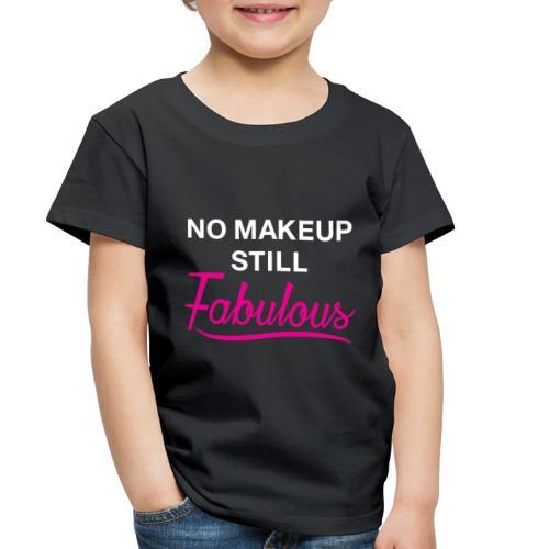 NoMakep png - Toddler Premium T-Shirt