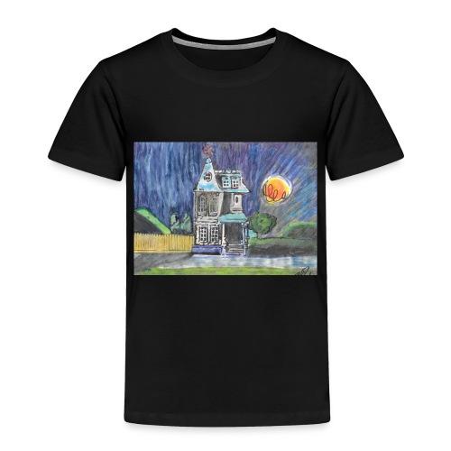 THE PINWHEEL HOUSE - Toddler Premium T-Shirt