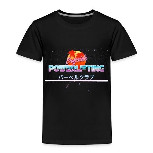 Bayside Powerlifting - Toddler Premium T-Shirt