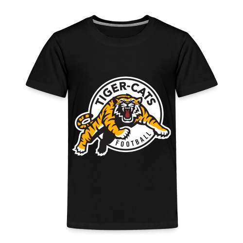 Hamilton Tiger Cats - Toddler Premium T-Shirt