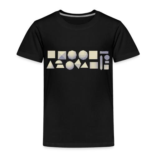 Anyland shapes - Toddler Premium T-Shirt
