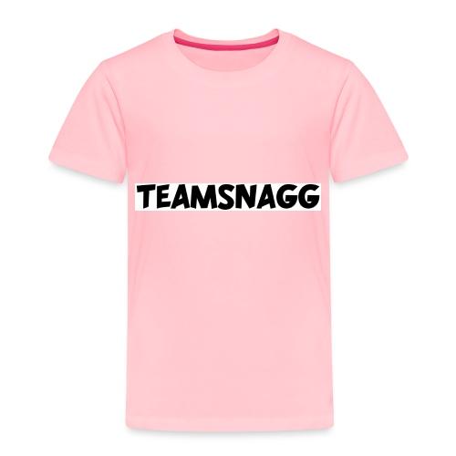TeamSnagg Logo - Toddler Premium T-Shirt