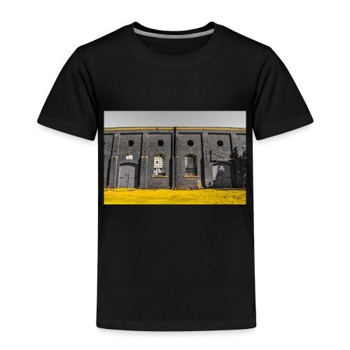 Bricks: who worked here - Toddler Premium T-Shirt
