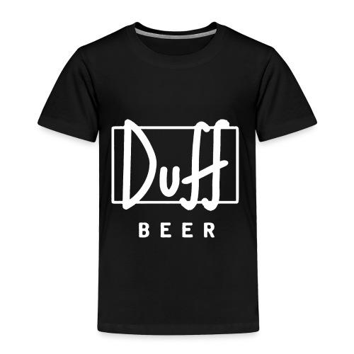 Duff - Toddler Premium T-Shirt