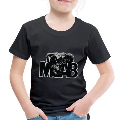 Moab Utah Off-road Adventure - Toddler Premium T-Shirt