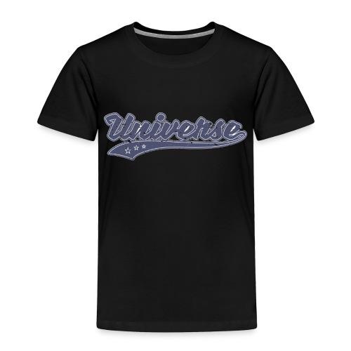 Universe (Retro Color) - Toddler Premium T-Shirt