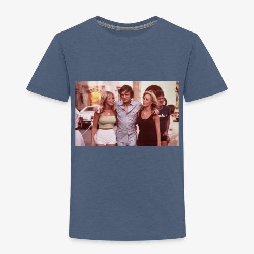 Hugh Hefner - Toddler Premium T-Shirt