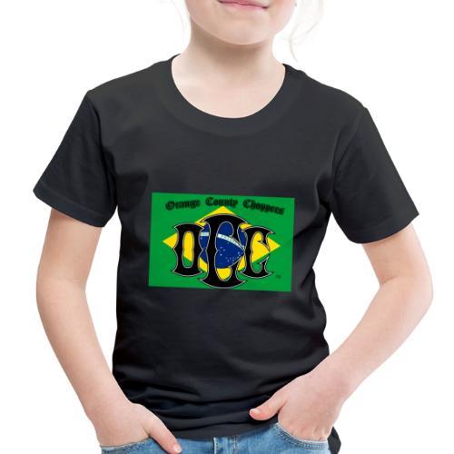 OCC Brazil - Toddler Premium T-Shirt