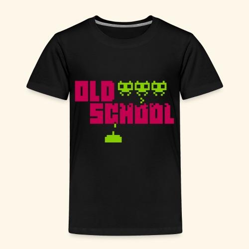 Old School - Toddler Premium T-Shirt