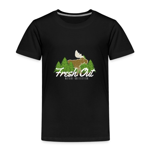Fresh Out Nature Collection - Toddler Premium T-Shirt