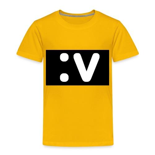 LBV side face Merch - Toddler Premium T-Shirt