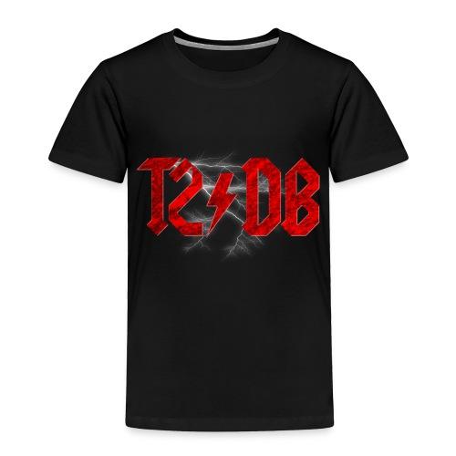 T2/DB AC/DC Style - Toddler Premium T-Shirt