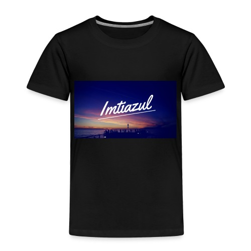 Copy of imtiazul - Toddler Premium T-Shirt