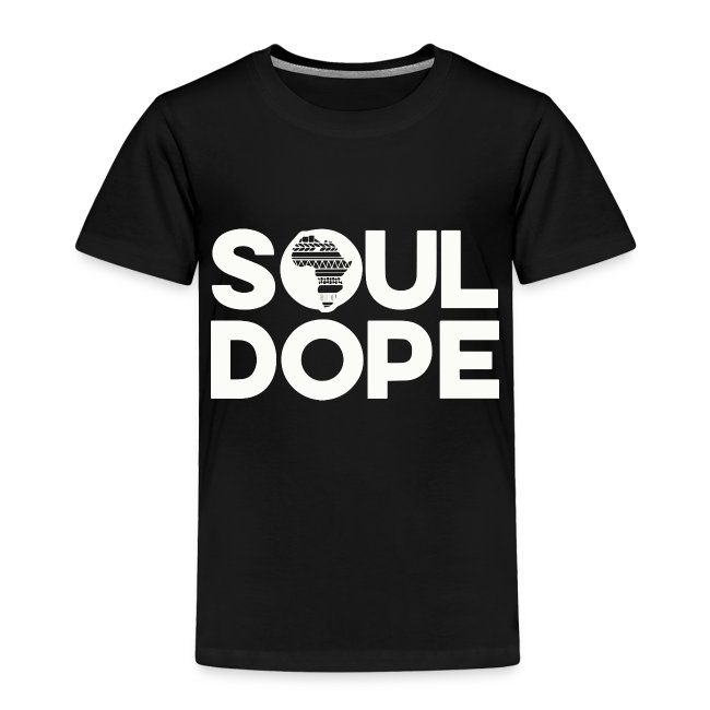 souldope white tee