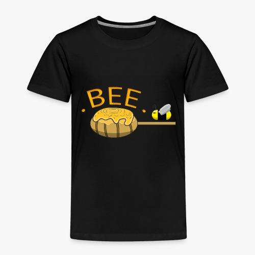 Bee design - Toddler Premium T-Shirt
