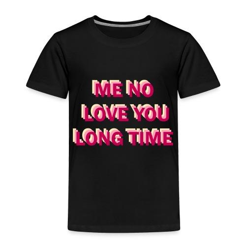 Full Metal Jacket shirt - Toddler Premium T-Shirt