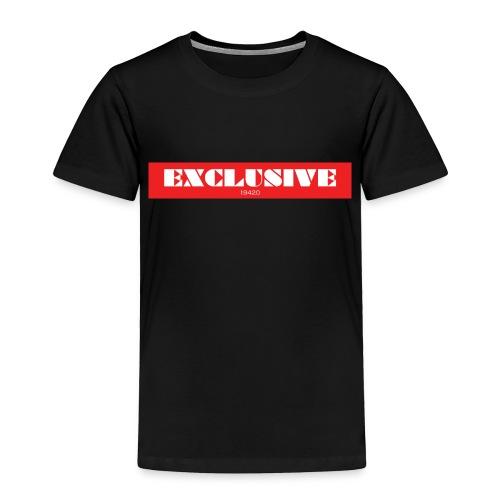 exclusive - Toddler Premium T-Shirt