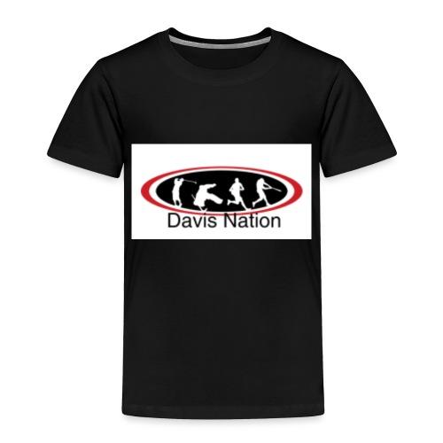 Davis Nation - Toddler Premium T-Shirt