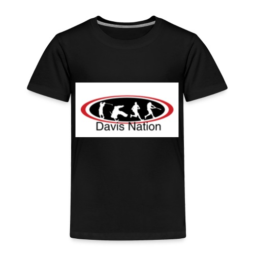 Davis Nation - Toddler Premium T-Shirt