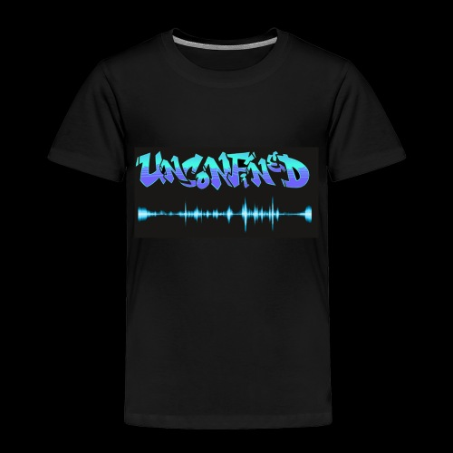 unconfined design1 - Toddler Premium T-Shirt